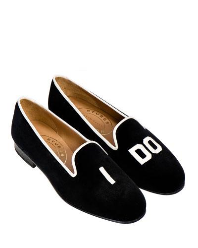5857b78dee6 Black Velvet Flats | Neiman Marcus