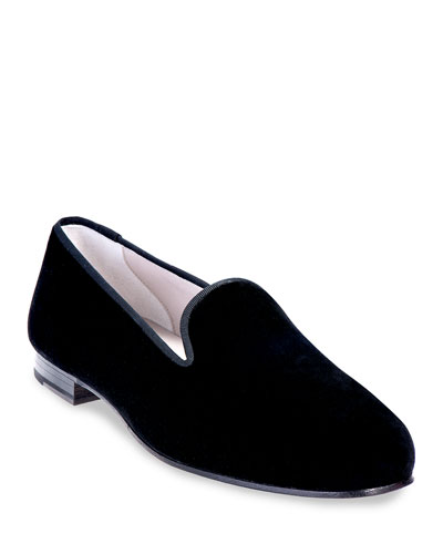 Private Stock Velvet Slippers