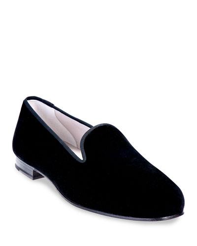 Private Stock Velvet Slippers