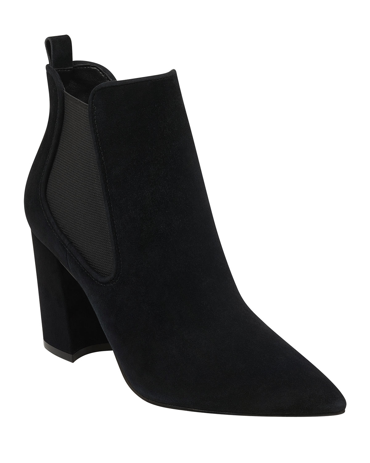 Taci Suede Ankle Chelsea Booties