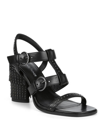 Freyah T-Strap Sandals
