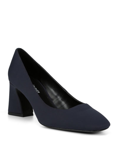 Ellio Soft Crepe Pumps