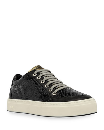 Love Leather Low-Top Sneakers
