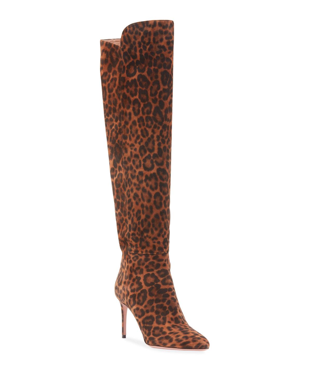 Gainsbourg Jaguar Knee Boots