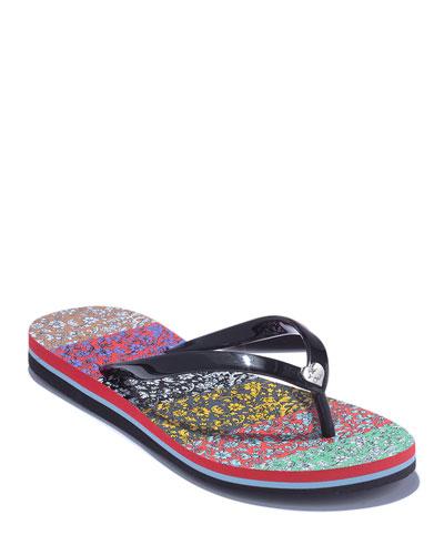 Eva Rubber Thong Sandals