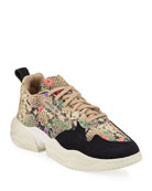 Adidas Supercourt RX Printed Chunky Sneakers