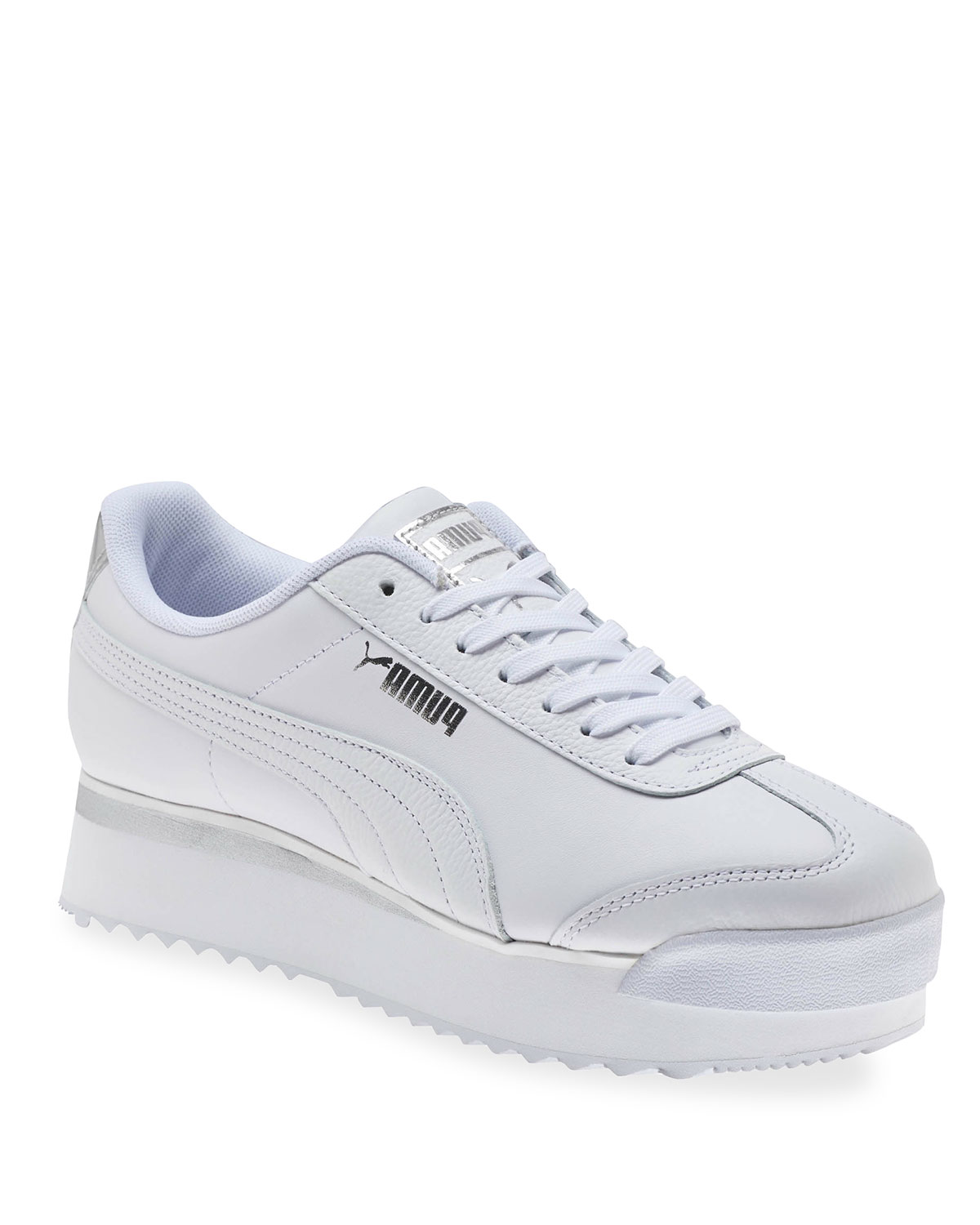 Women's Roma Amor Leather Sneakers