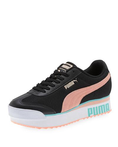 Roma Amor Mesh Mix Sneakers