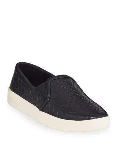 Grand Crosscourt Slip-On Sneakers