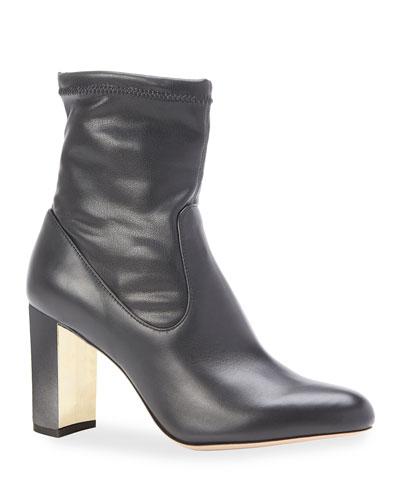b5683c147eb Block Heel Ankle Boot | Neiman Marcus