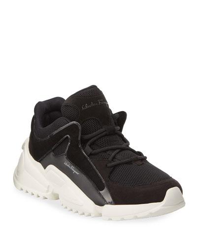 Skylar Chunky Mesh Sneakers