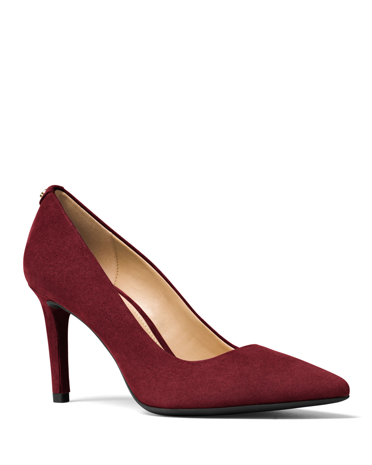 Dorothy Flex Suede Pumps