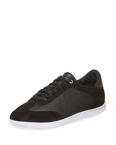 Grand Crosscourt Turf Leather Sneakers