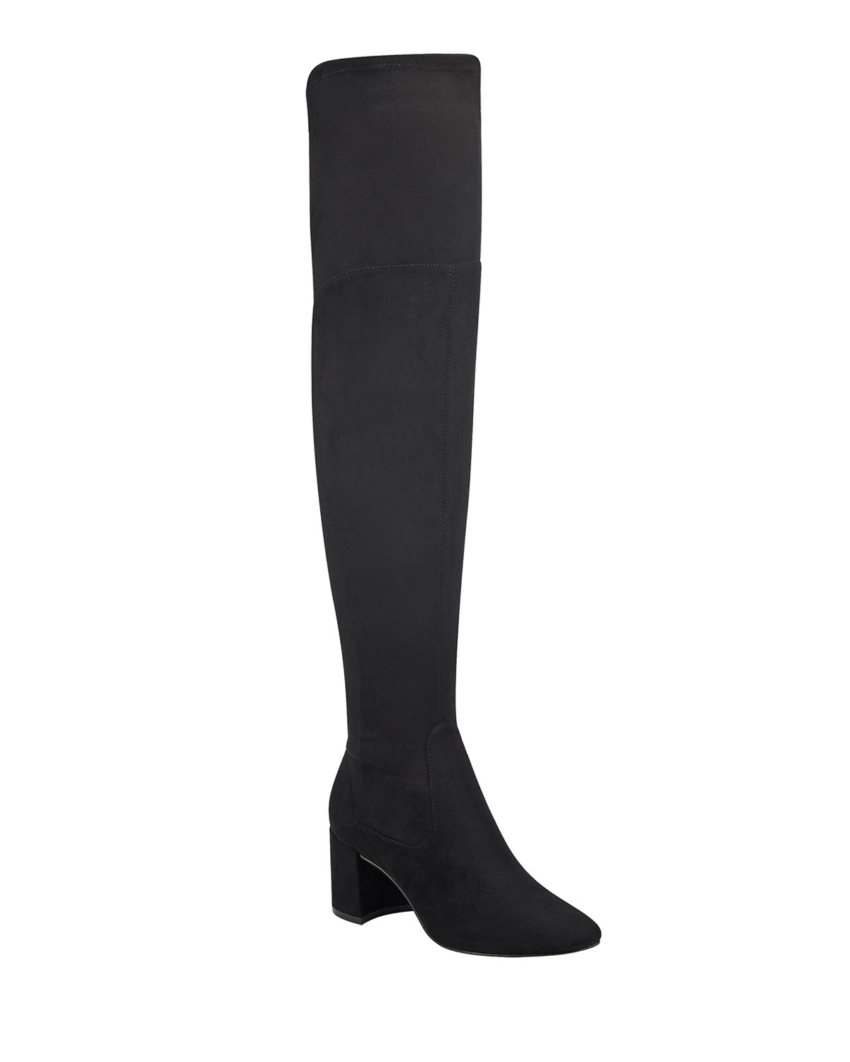 Jayne Stretch Over-The-Knee Boots