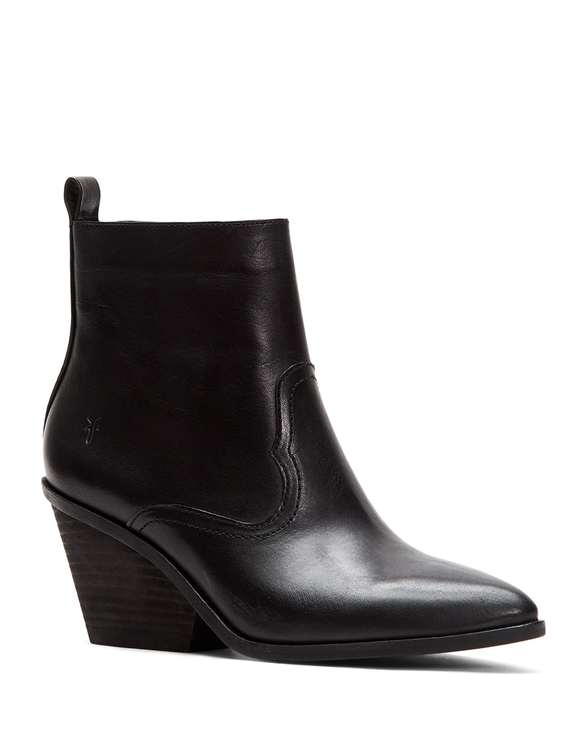 Amando Wedge Ankle Booties