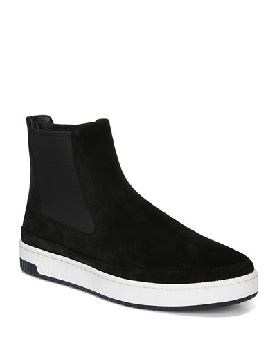 Rhys Water-Repellant High-Top Sneakers