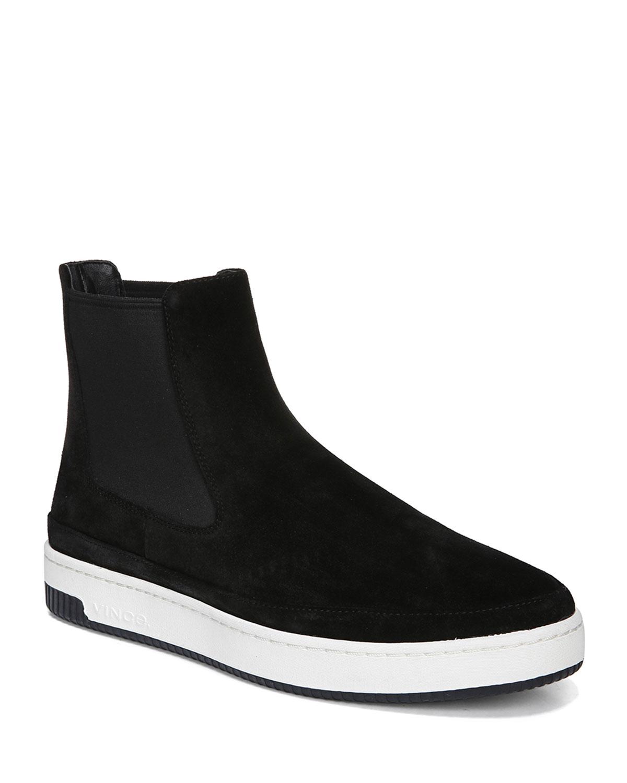 Rhys Water-Repellant High-Top Sneakers