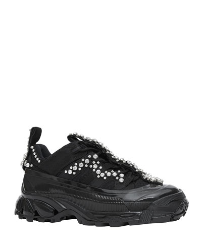 Story Crystal Chunky Sneakers