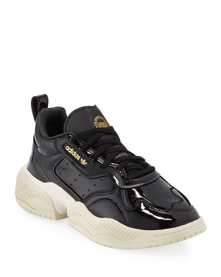 Adidas Supercourt RX Chunky Sneakers, Black