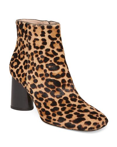 rudy leopard booties