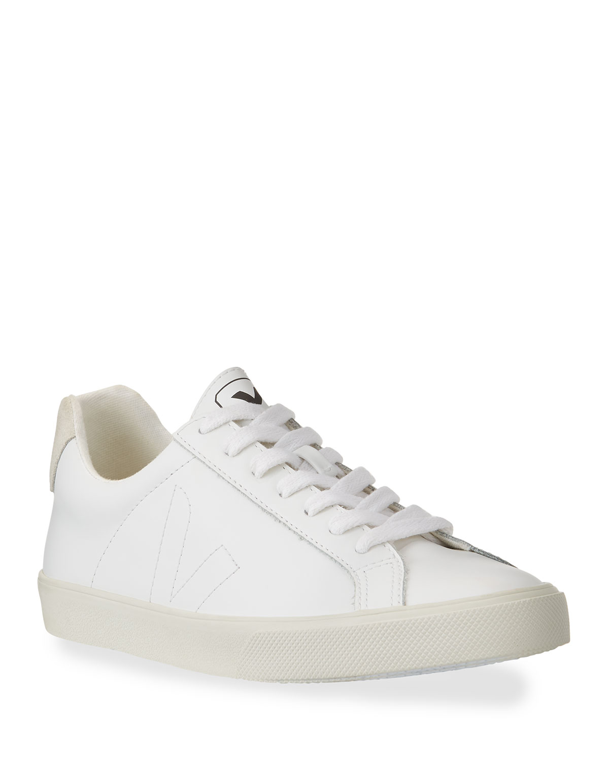 Veja Sneakers ESPLAR LEATHER LOGO SNEAKERS