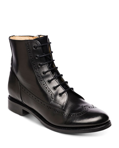 Mr. Harrison Wing-Tip Boots