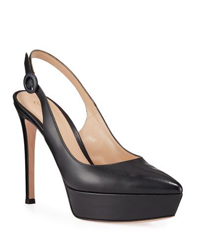 Platform Sole Shoes | Neiman Marcus