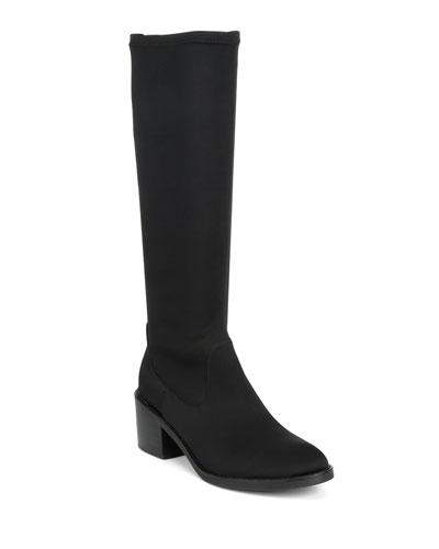 Deno Stretch Casual Boots