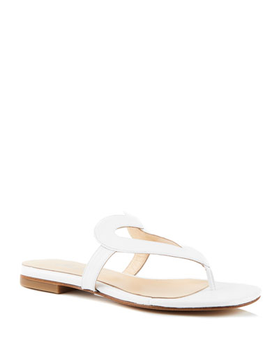 Te Amo Flat Heart Slide Sandals