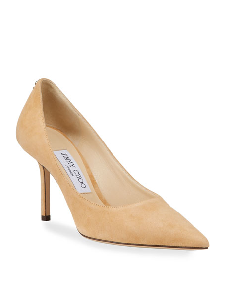 Jimmy Choo Love Suede 85mm Pumps