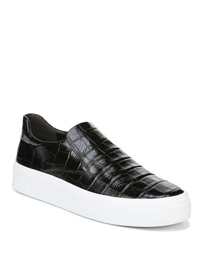 Velina Croc Sneakers