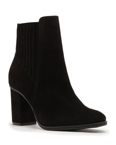 Fabricia Suede Chelsea Boots
