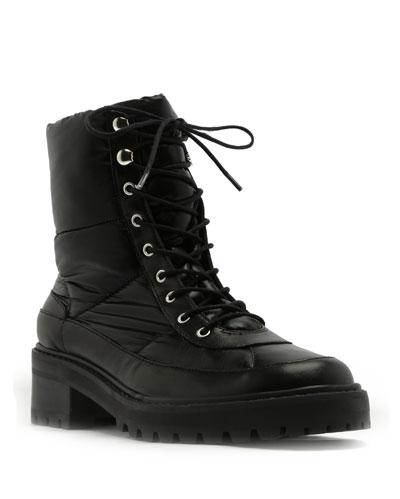 Amaris Combat Boots