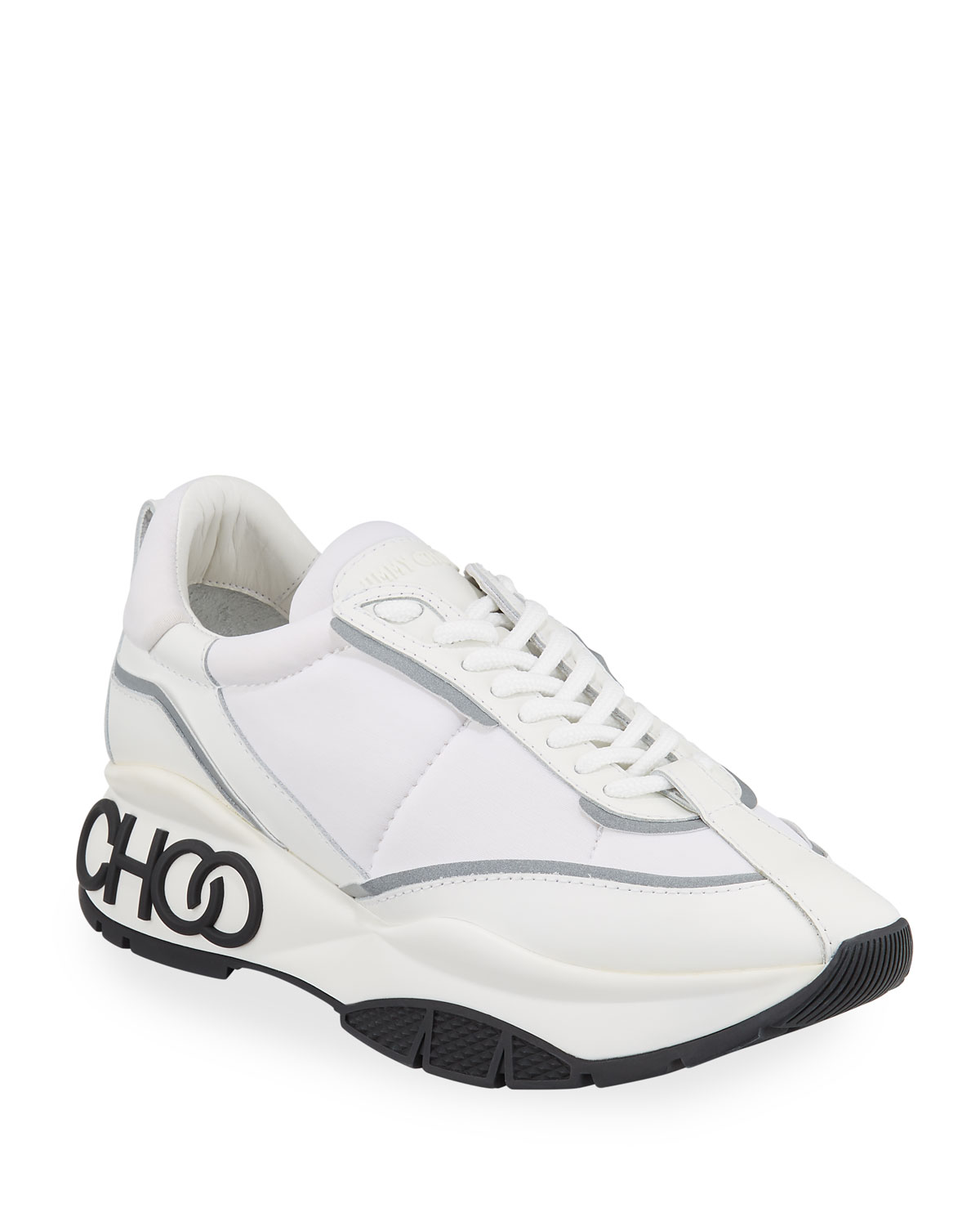 Raine Leather Trainer Sneakers