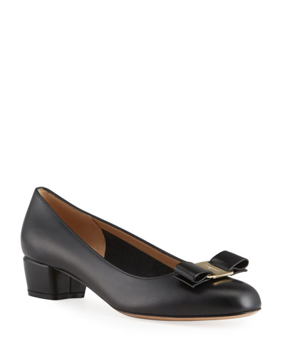 Vara Icon Patent Bow Pumps