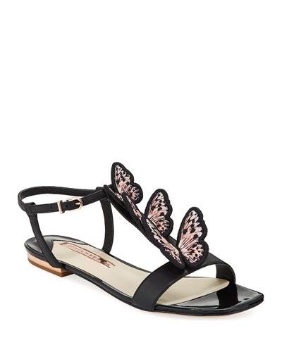Riva Flat Butterfly Sandals