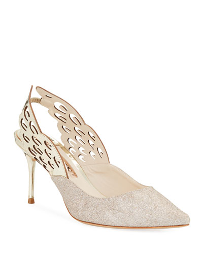 Angelo Mid Slingback Pumps