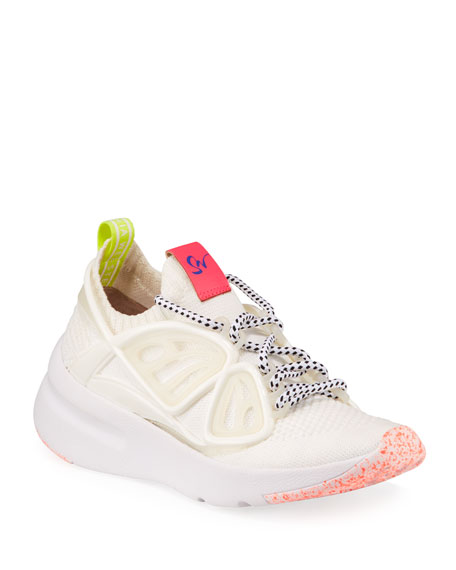 Sophia Webster Fly By Knit Butterfly Sneakers