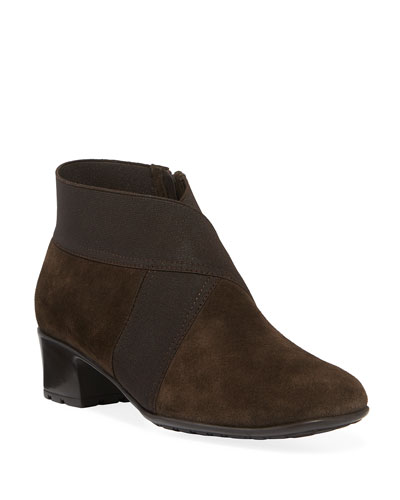 Yazmin Waterproof Ankle Booties