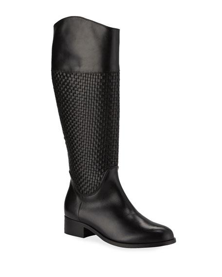 Sesto Meucci Aria Woven Tall Boots