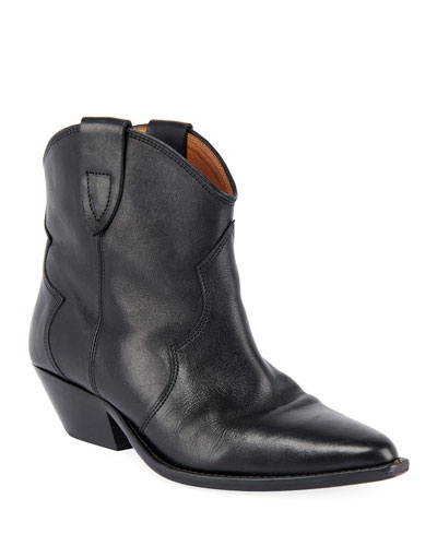 Western Ankle Boots | Neiman Marcus