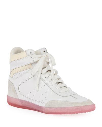 Bayren High-Top Sneakers