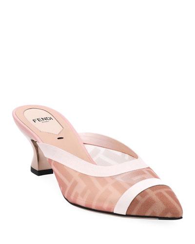 Fendi Footwear Shoes | Neiman Marcus