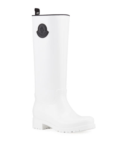 Ginger Tall Rain Boots