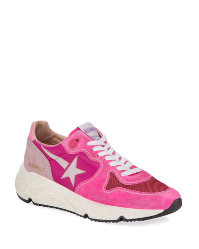 Running Colorblock Star Sneakers