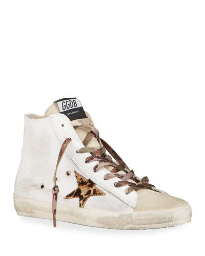Francy Animalier Star Sneakers