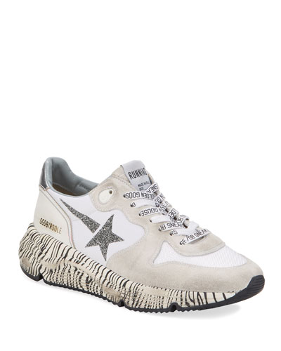 Running Animalia Crystal Sneakers