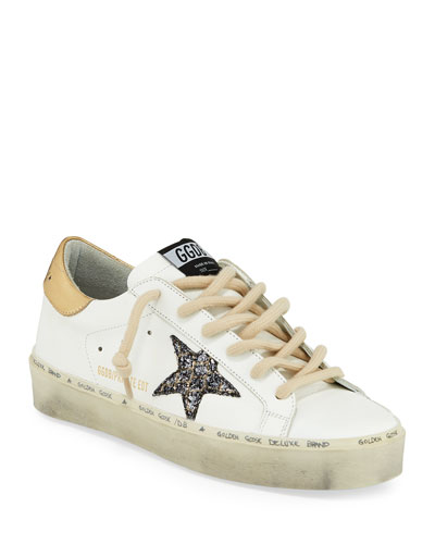 Hi-Star Lace-Up Sneakers