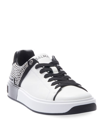 B Court Crystal Sneakers