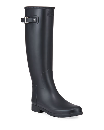 Original Refined Tall Matte Rain Boots